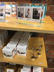 Frames & Polaroid film