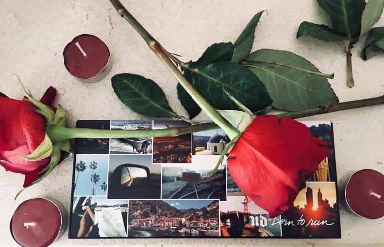 Ashadah Lifestyle: Urban Decay Born To Run Palette