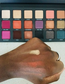 Ashadah Lifestyle: Urban Decay Born To Run Palette